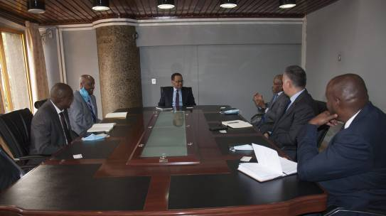 SAFARICOM TELECOMMUNICATIONS ETHIOPIA PLC delegates